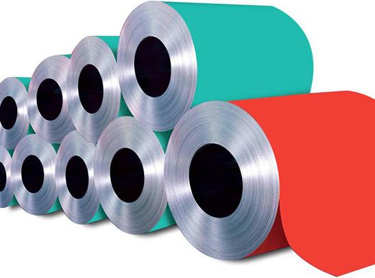Prepainted color steel sheet