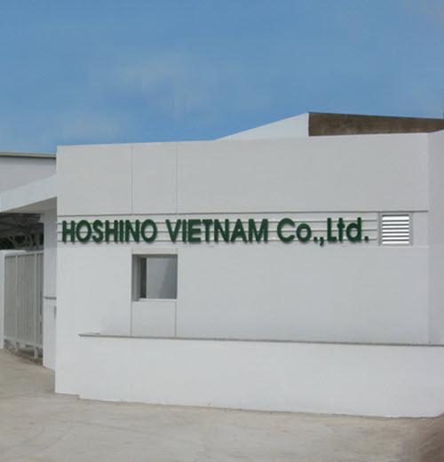 Nhà máy HOSHINO Vetnam