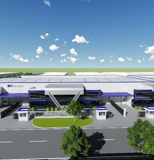 Công ty CP phát triển công nghiệp BW