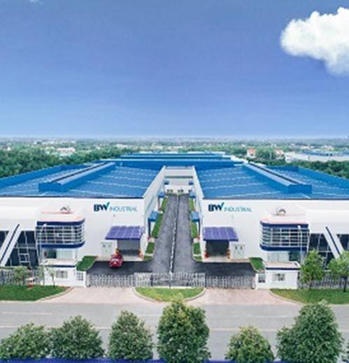 Công ty CP phát triển công nghiệp BW II