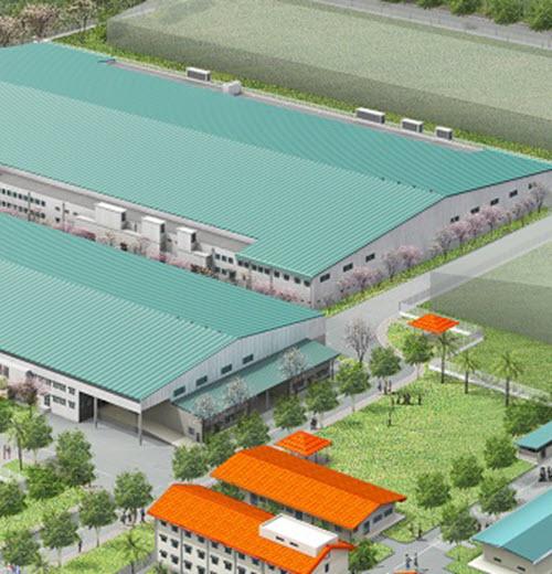 Kyungban Yarn factory
